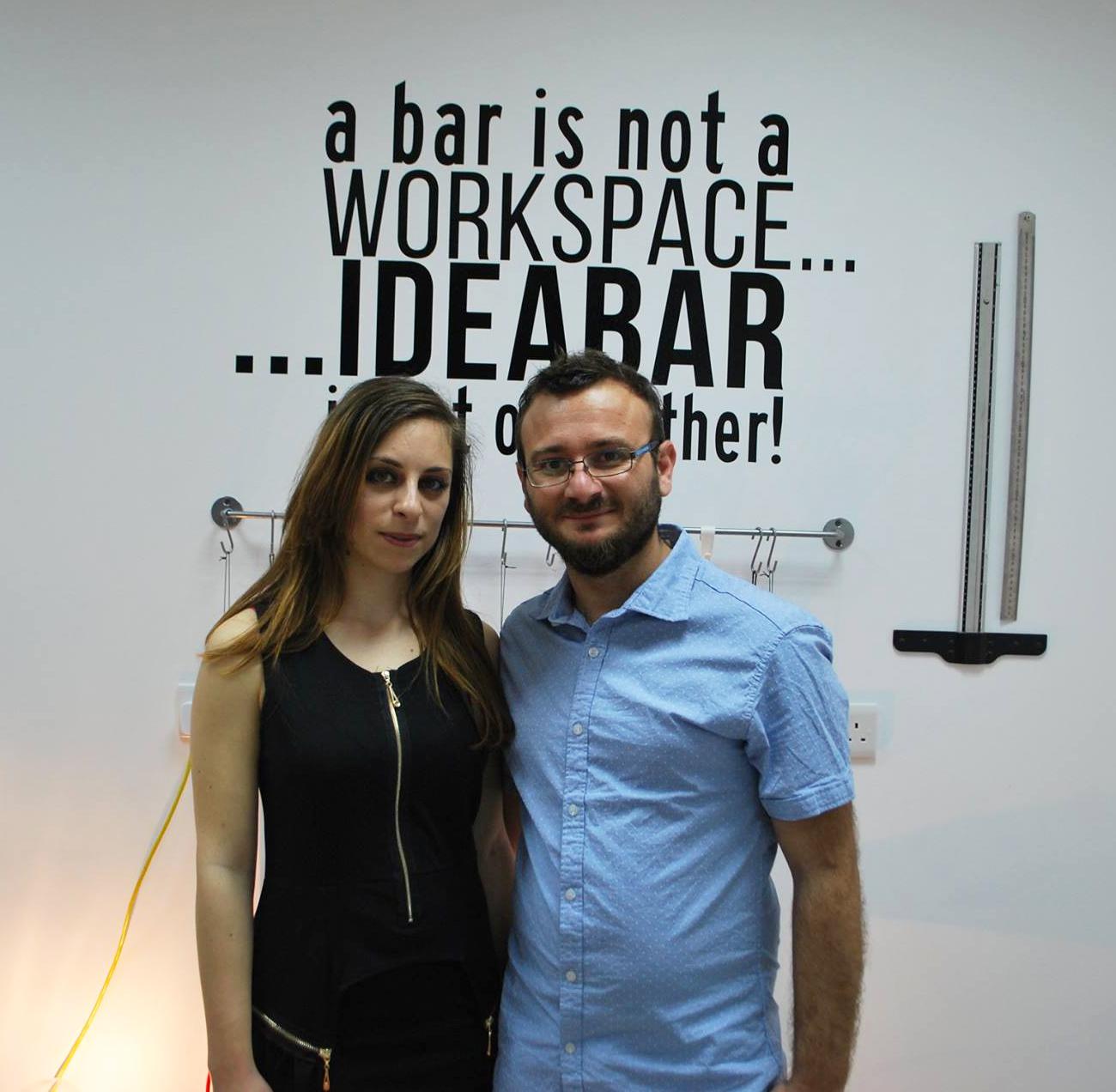 Ένα διαφορετικό bar που προσφέρει ιδέες!