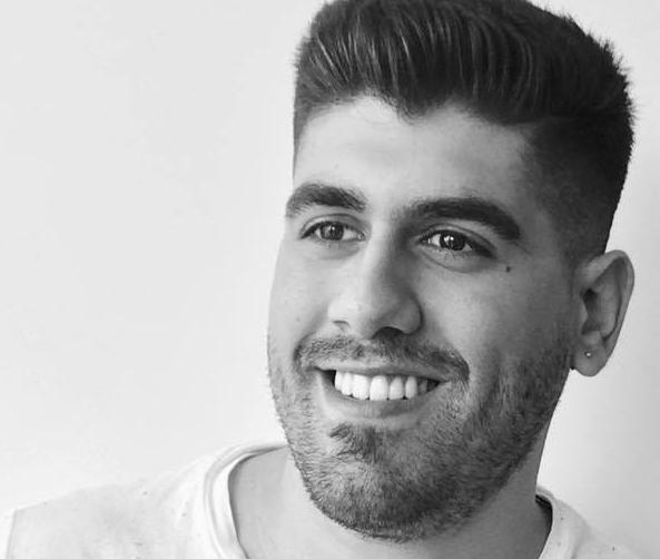 Στους 25 ανερχόμενους δημιουργούς της Βρετανίας πέτυχε ο γραφίστας Πέτρος Στυλιανού από την Κύπρο