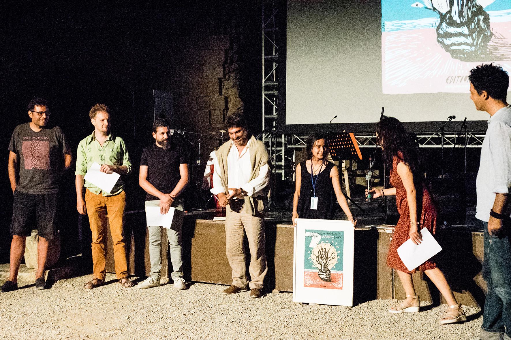 Βραβεύσεις και τελετή λήξης του 15ου Διεθνούς Φεστιβάλ του Σινεμά Animation στην Ύπαιθρο, «Όψεις του Κόσμου»
